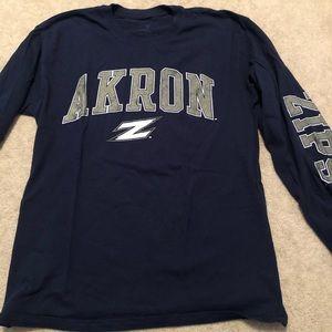 University of Akron Long Sleeve